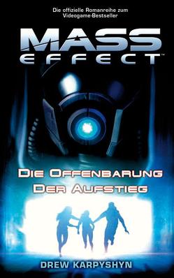 Mass Effect Sammelband von Karpyshyn,  Drew, Schnelle,  Mick