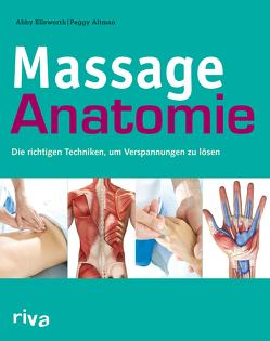 Massage-Anatomie von Ellsworth,  Abby,  Dr.