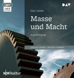 Masse und Macht von Canetti,  Elias