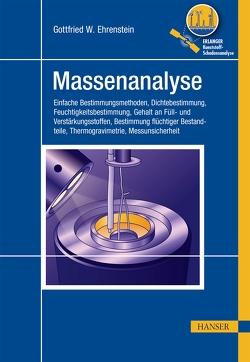 Massenanalyse von Ehrenstein,  Gottfried Wilhelm