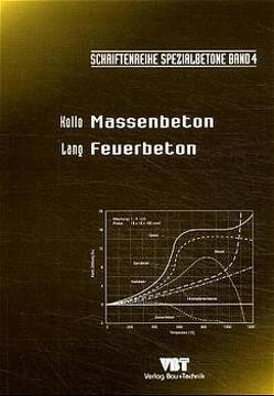 Massenbeton. Feuerbeton von Kollo,  Helmut, Lang,  Eberhard