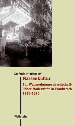 Massenkultur von Middendorf,  Stefanie