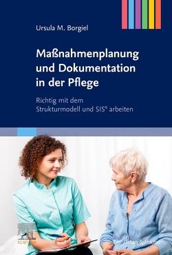 Maßnahmenplanung und Dokumentation in der Pflege von Borgiel,  Ursula M.