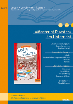 »Master of Disaster« im Unterricht von Böhmann,  Marc