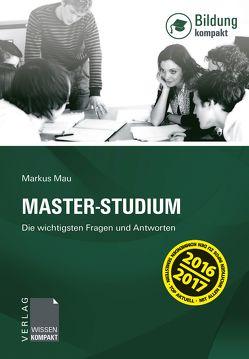 Master-Studium von Mau,  Markus