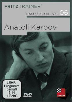 MasterClass Vol. 6: Anatoly Karpov von Chessbase GmbH