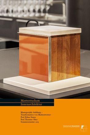Fh rosenheim innenarchitektur alle b cher und publikation for Innenarchitektur rosenheim