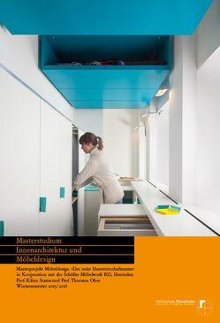 """Masterprojekt """"Schüller Hauswirtschaftsraum"""" von Ober,  Thorsten, Scheitinger,  Otto, Stauss,  Kilian"""