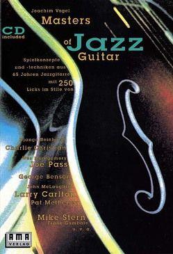 Masters of Jazz Guitar von Vogel,  Joachim