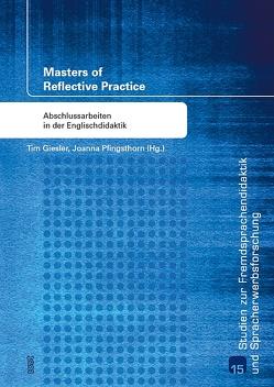 Masters of Reflective Practice von Giesler,  Tim, Pfingsthorn,  Joanna
