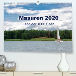 Masuren 2020 – Land der 1000 Seen (Premium, hochwertiger DIN A2 Wandkalender 2020, Kunstdruck in Hochglanz) von Nowak,  Oliver