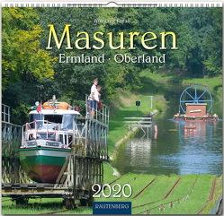 Masuren – Ermland – Oberland von Korall,  Wolfgang