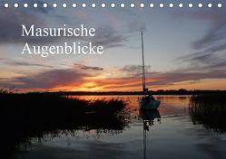 Masurische Augenblicke (Tischkalender 2019 DIN A5 quer) von Weiß,  Konrad