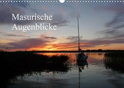 Masurische Augenblicke (Wandkalender 2020 DIN A3 quer) von Weiß,  Konrad