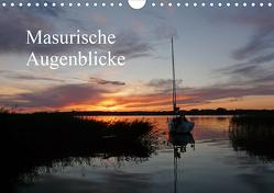 Masurische Augenblicke (Wandkalender 2020 DIN A4 quer) von Weiß,  Konrad
