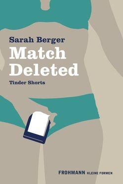 Match Deleted von Berger,  Sarah