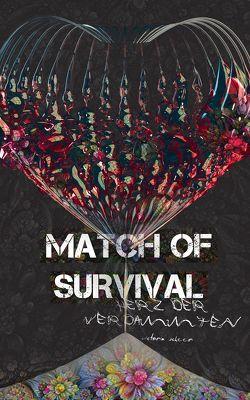 Match of Survival – Herz der Verdammten von Scheer,  Victoria