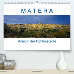 Matera – Königin der Höhlenstädte (Premium, hochwertiger DIN A2 Wandkalender 2020, Kunstdruck in Hochglanz) von Müller,  Reinhard