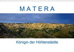 Matera – Königin der Höhlenstädte (Wandkalender 2020 DIN A3 quer) von Müller,  Reinhard