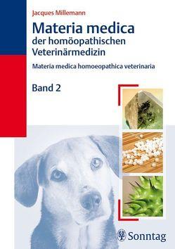 Materia medica der homöopatischen Veterinärmedizin von Millemann,  Jacques