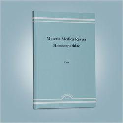 Materia medica revisa homoeopathiae. Sammlung homöopathischer Arzneimittel…. von Gypser,  Klaus-Henning, Minder,  Peter