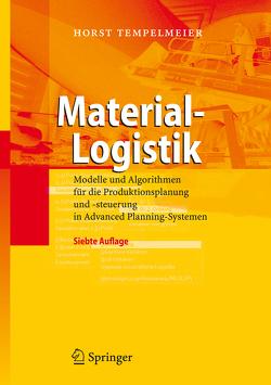 Material-Logistik von Tempelmeier,  Horst