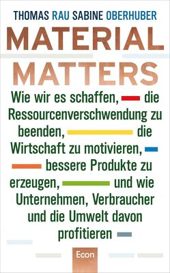 Material Matters von Oberhuber,  Sabine, Rau,  Thomas, Wilhelm,  Ira
