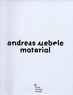 Material von Uebele,  Andreas