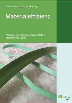 Materialeffizienz von Busch,  Timo, Liedtke,  Christa