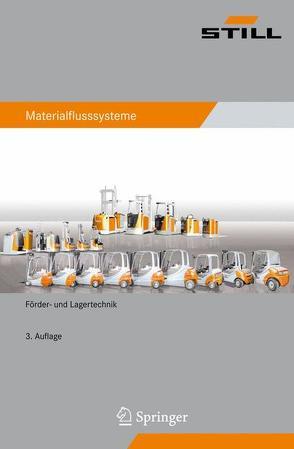 Materialflusssysteme von Hompel,  Michael, Hompel,  Michael ten, Jünemann,  Reinhardt, Nagel,  Lars, Schmidt,  Thorsten