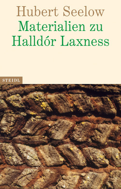 Materialien zu Halldór Laxness von Seelow,  Hubert