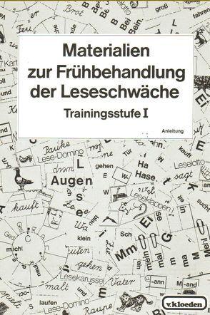 Materialien zur Frühbehandlung der Leseschwäche von Heigrodt,  Angela, Müller,  Rudolf