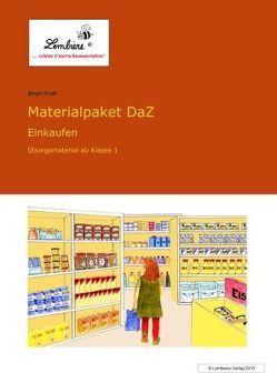 Materialpaket DaZ: Einkaufen von Kraft,  Birgit