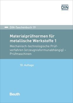 Materialprüfnormen für metallische Werkstoffe 1