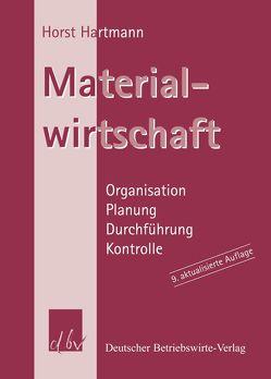 Materialwirtschaft von Hartmann,  Horst