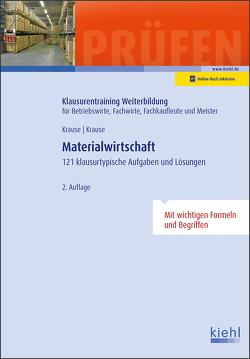 Materialwirtschaft von Krause,  Bärbel, Krause,  Günter