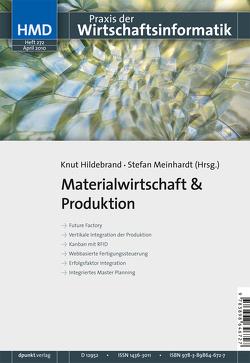 Materialwirtschaft & Produktion von Hildebrand,  Knut, Meinhardt,  Stefan