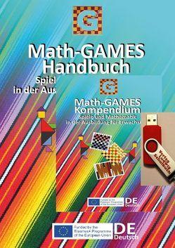 Math-GAMES Medienpaket (Kompendium, Lehrerhandbuch und USB-Stick) von Schneidt,  Roland
