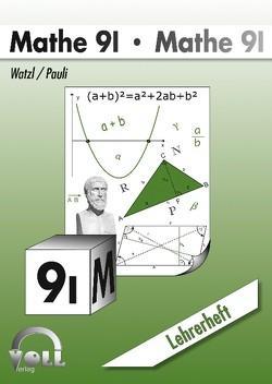 Mathe 9I von Achatz,  Carolin, Watzl,  Christoph