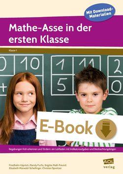 Mathe-Asse in der ersten Klasse von FUCHS, Käpnick, Makl-F., Mürwald-S., Spreitzer