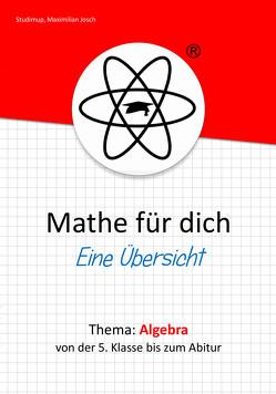Mathe für Dich – Algebra eine Übersicht