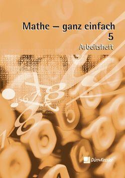 Mathe – ganz einfach von Letzgus,  Hubert, Marpert,  Franz, Rothfuss,  Inge, Wagner,  Rolf Dieter, Wolf,  Gabriele, Wolter,  Margarete