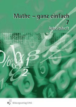 Mathe – ganz einfach von Letzgus,  Hubert, Rothfuss,  Inge, Wagner,  Rolf Dieter, Wolf,  Gabriele