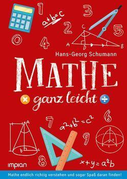 Mathe ganz leicht von Schumann,  Hans-Georg
