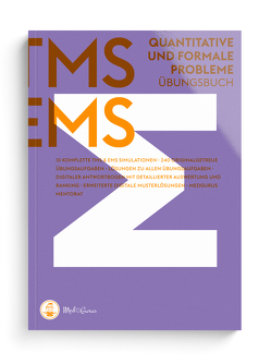 Medizinertest TMS & EMS 2019 – Mathe Leitfaden – Quantitative und formale Probleme von Hetzel,  Alexander
