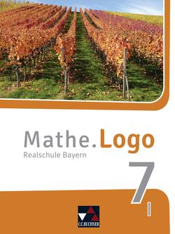Mathe.Logo – Bayern – neu / Mathe.Logo Bayern 7/I – neu von Kleine,  Michael, Weixler,  Patricia, Weixler,  Simon