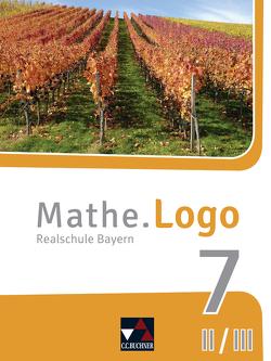 Mathe.Logo – Bayern – neu / Mathe.Logo Bayern 7/II – neu von Kleine,  Michael, Weixler,  Patricia, Weixler,  Simon