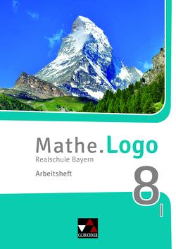 Mathe.Logo – Bayern – neu / Mathe.Logo Bayern AH 8 I – neu von Kleine,  Michael, Weixler,  Patricia, Weixler,  Simon