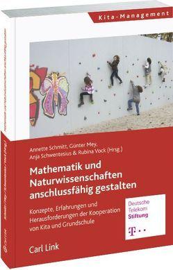Mathe – und Naturwissenschaften anschlussfähig gestalten von Mey,  Günter, Schmitt,  Anette, Schwentesius,  Anja, Vock,  Rubina