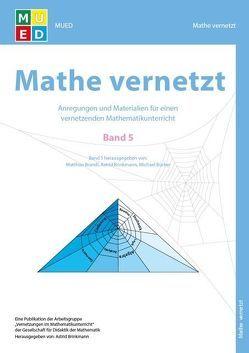 Mathe vernetzt Band 5 von Dr. Brinkmann,  Astrid